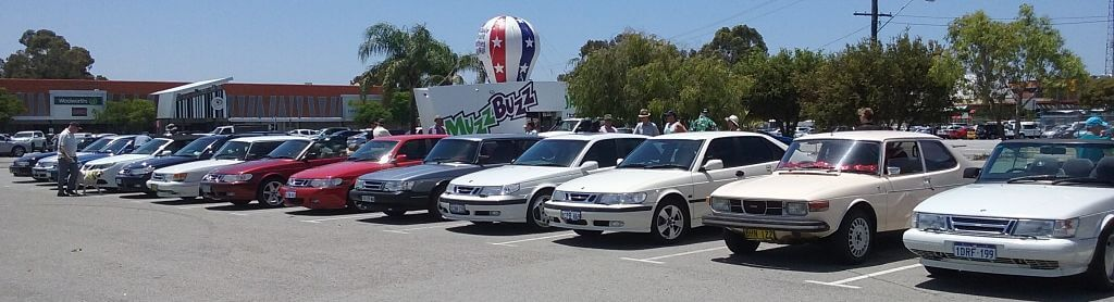 SAAB Car Club WA